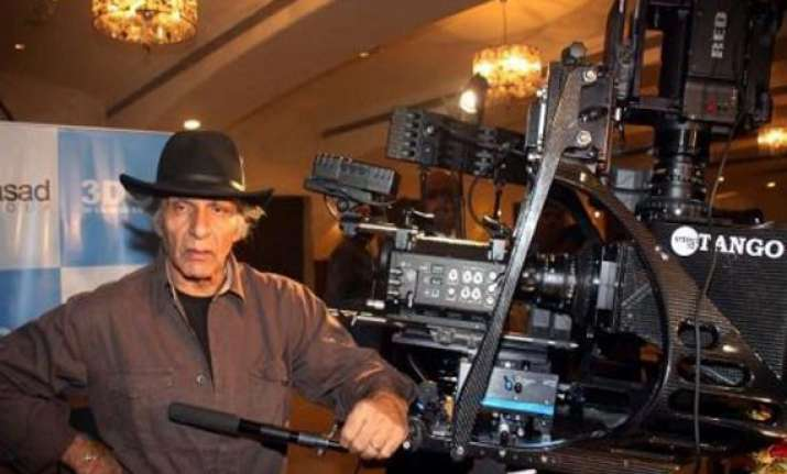 india s ace cinematographer ashok mehta critically ill