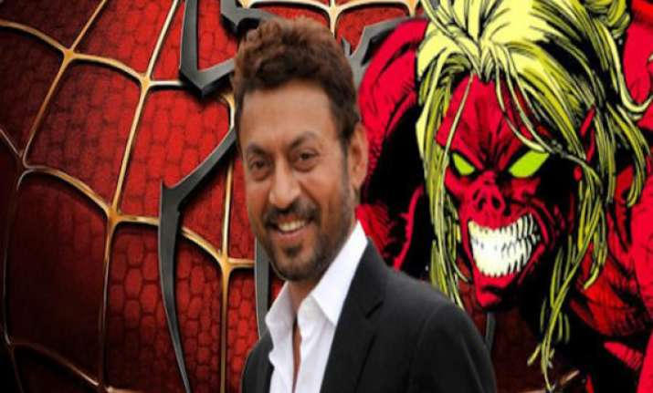 irrfan khan speaks about his role in the amazing spiderman