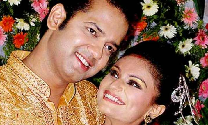 is dimpy s affair the reason behind her split with rahul