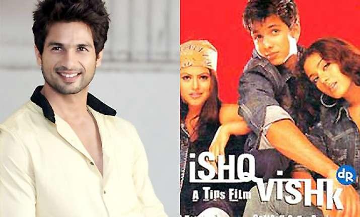 ishq vishk turns 11 shahid nostalgic see pics