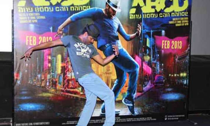 it s time to shake a leg with abcd... cast