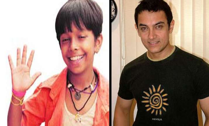 it s my dream to work with aamir says harsh mayar