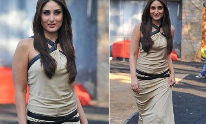 it s fun taking risks can t just look pretty kareena kapoor