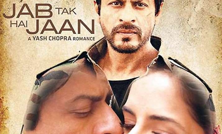 jab tak hai jaan title song finds space in end credits