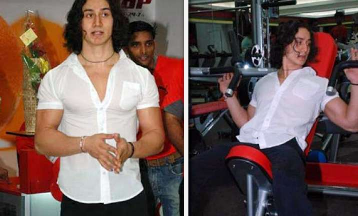 jackie s son tiger not part of aashiqui 2