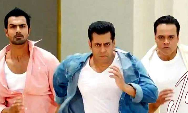 jai ho box office collection rs 93.28 cr in eight days in