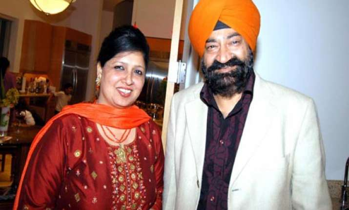 jaspal bhatti s widow keeps the nonsense flag flying