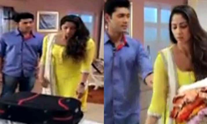 jee le zara tv serial pregnant saachi asked to move away