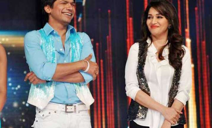 jhalak inspires shaan to get unique with music