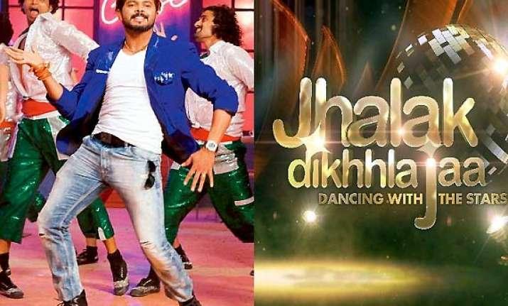 jhalak dikhhla jaa 7 cricketer sreesanth sees dancing show