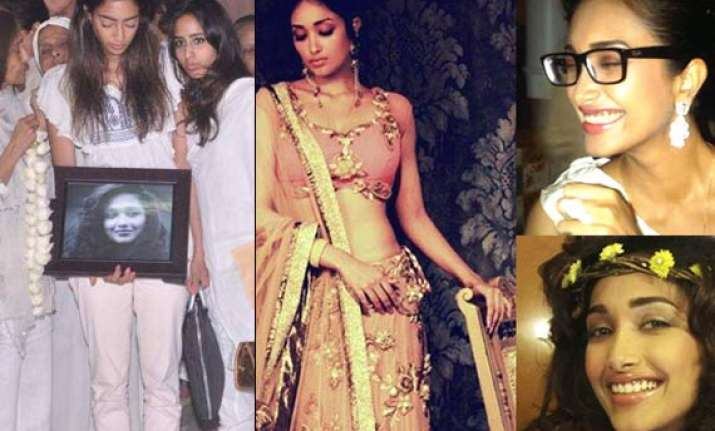 jiah khan s rare and unseen images