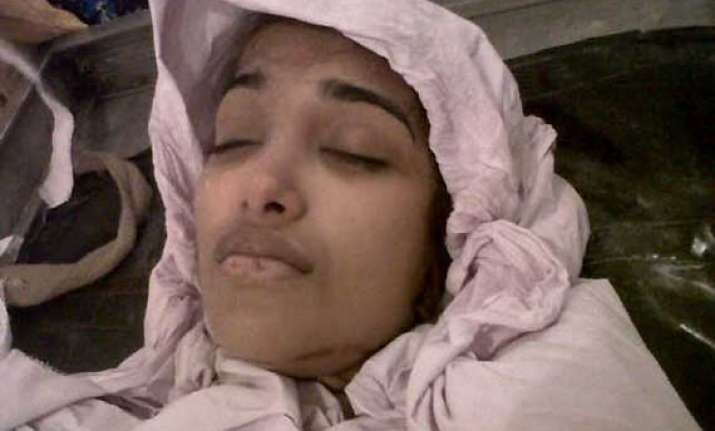 jiah khan s mother claims her soul visited her told she was
