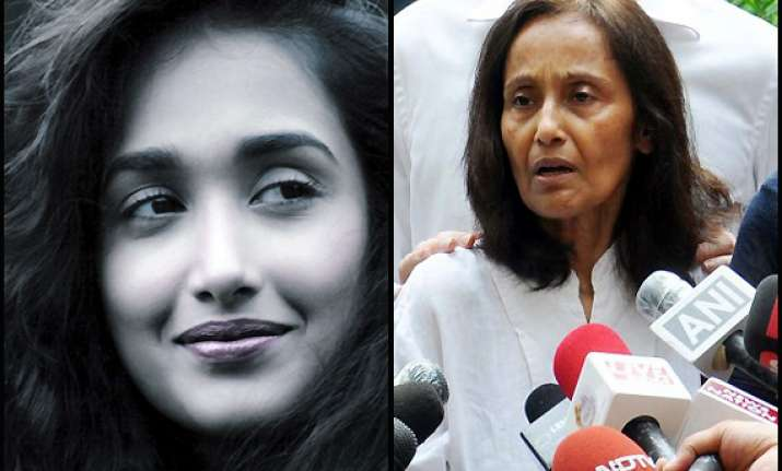 jiah khan s mother releases pics of her dead body claims