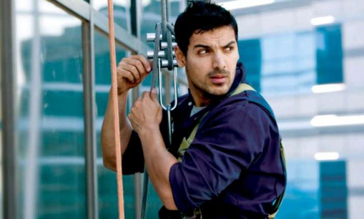 john abraham scared of a stalker