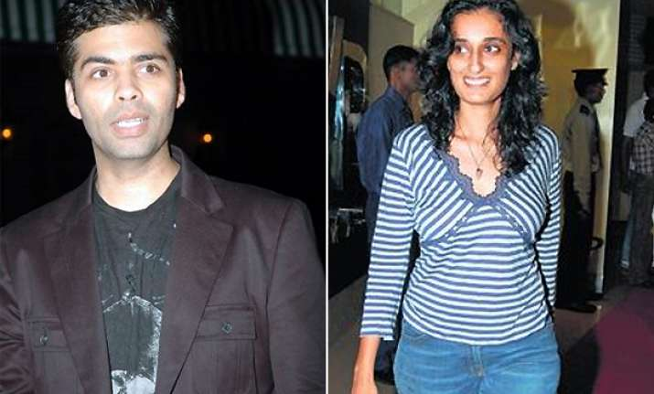 kjo signs up ruchi narain for an offbeat film