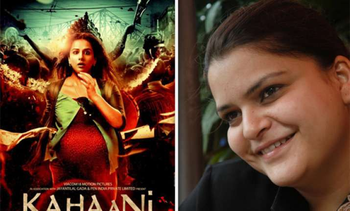 kahaani s story reflects real life experiences of advaita
