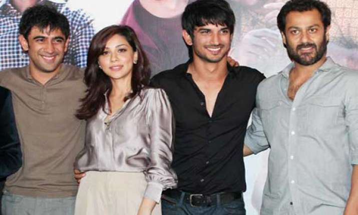 kai po che is about middle class indian youth abhishek