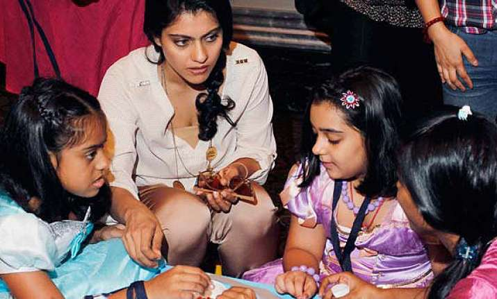 Image result for kajol children