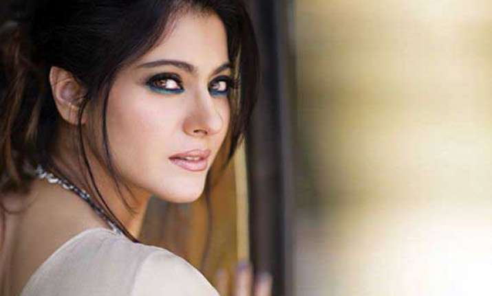 kajol will do tv only when she is sure about it