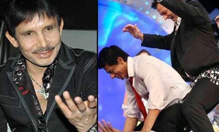 kamaal r khan once again mocks shah rukh khan on twitter