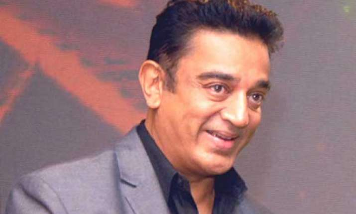 kamal haasan got emotional while watching manam