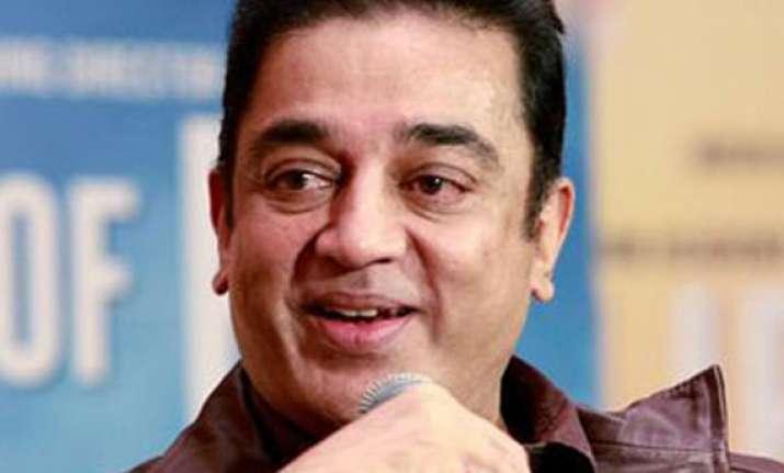 kamal haasan speaks on theatre owners protest