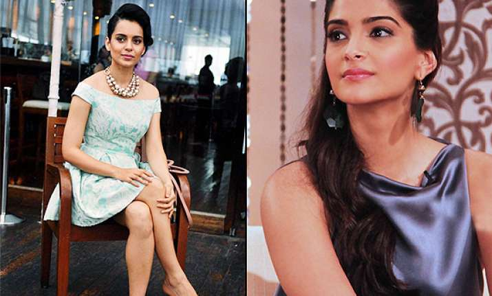 kangana ranaut if our cinema is not good today people like