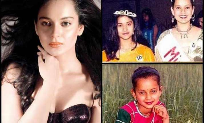 kangana ranaut birthday special rare and unseen pictures