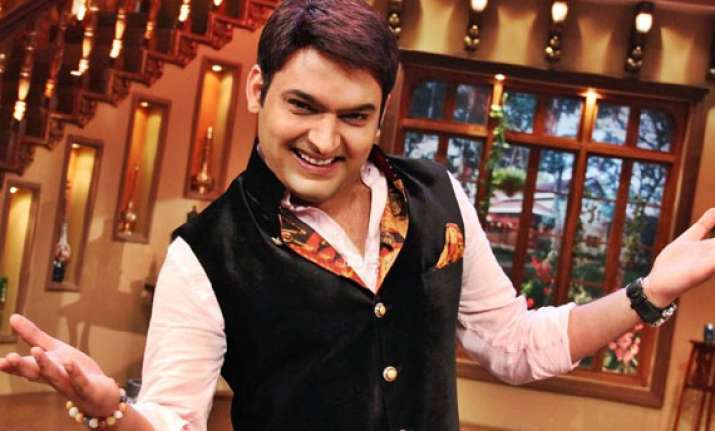 kapil sharma rescues pups from comedy nights with kapil set