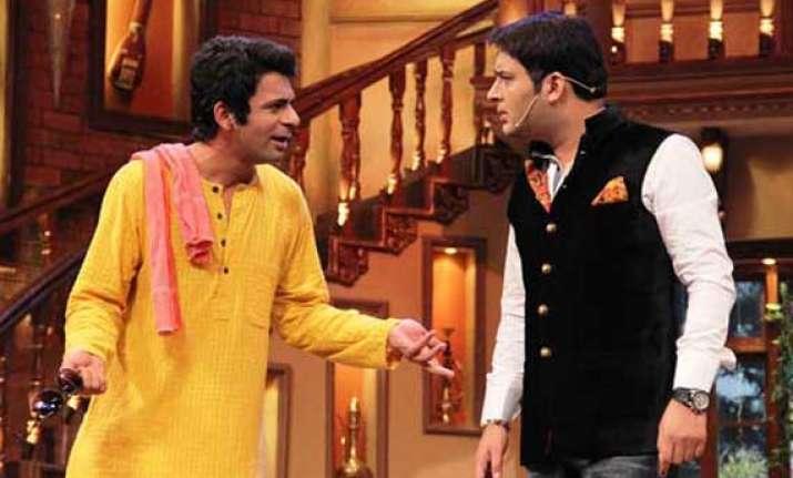 kapil sharma wants sunil grover back on comedy nights with