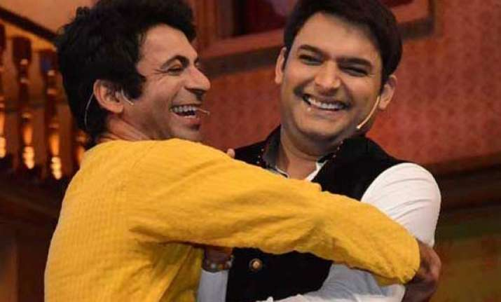 kapil sharma sunil grover welcome on my show see pics