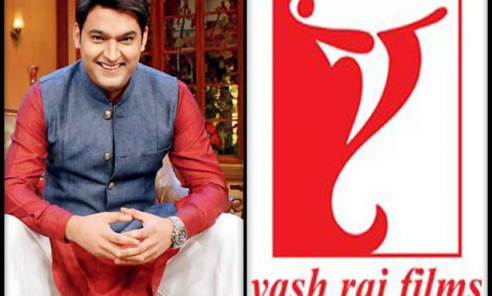 comedian kapil sharma offered yrf film