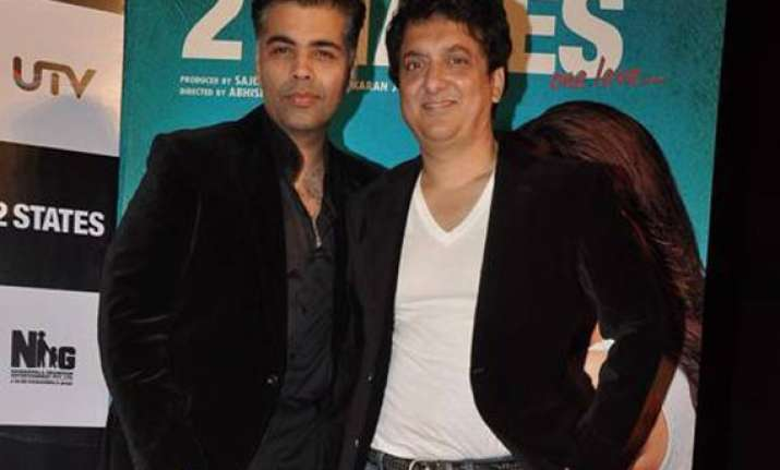karan johar delays 2 states success bash for sajid