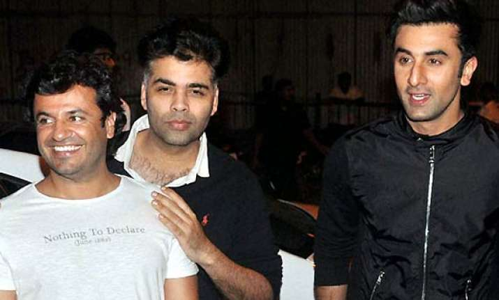 karan johar fears his role might be cut short in bombay