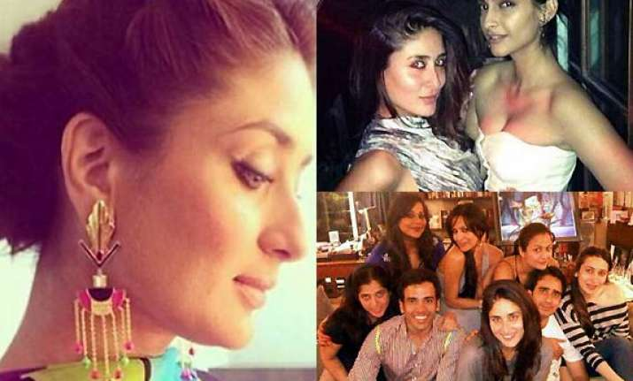 sonam karan ileana kareena kapoor s new best friends in