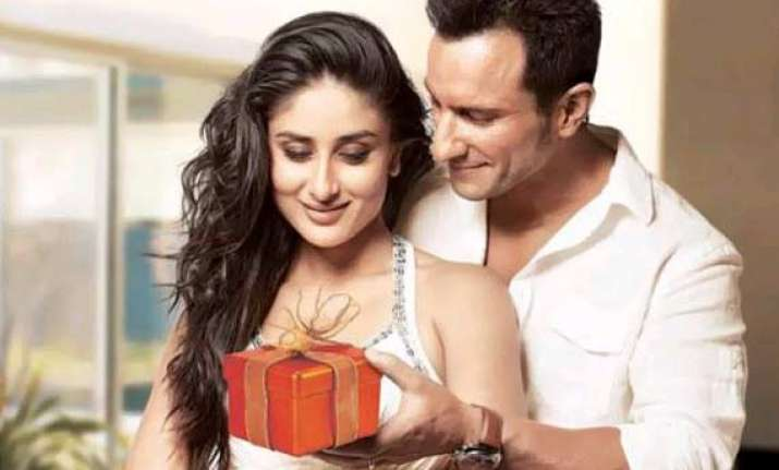 kareena kapoor advises hubby saif ali khan to act in