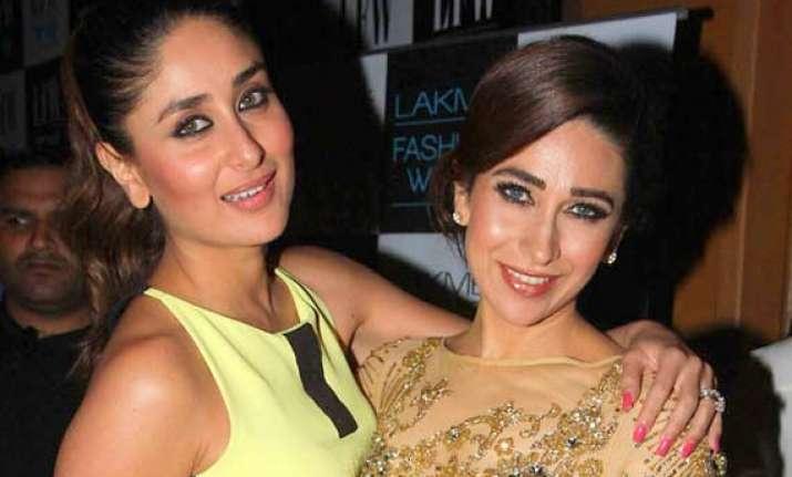 kareena kapoor karisma looks younger than any bollywood