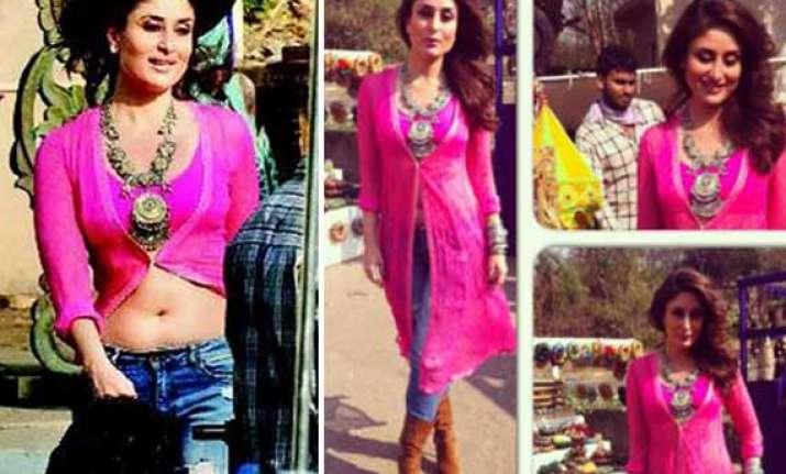 kareena kapoor khan s gabbar item number first look out