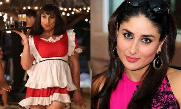 kareena amazingly sporty saif on gender bending role