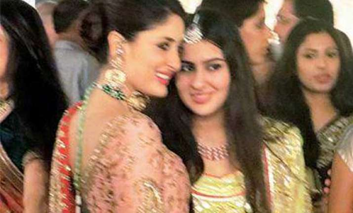 kareena shares good bond with saif s children