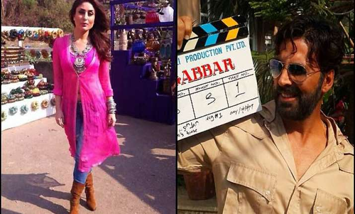 not just an item number kareena kapoor to do a cameo in