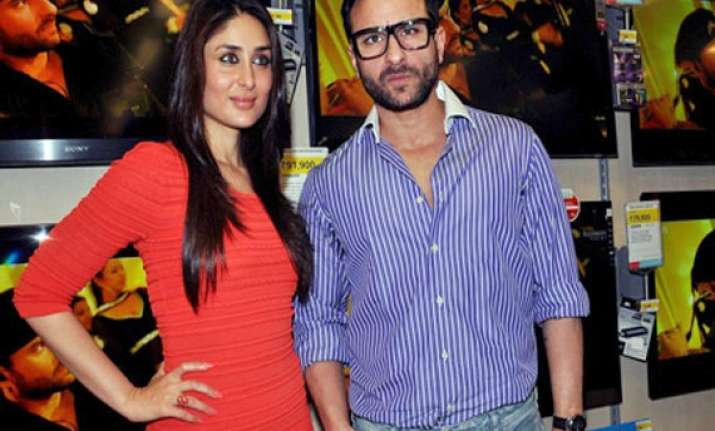kareena kapoor to watch talaash with saif ali khan
