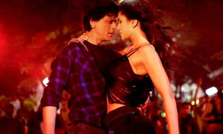 katrina kaif is not teaming up with shah rukh khan denies