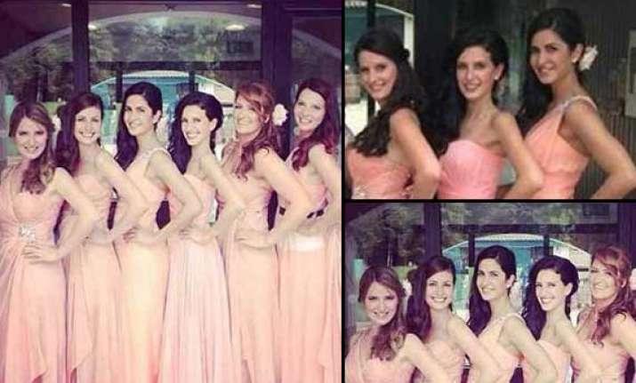 katrina kaif s sister natacha s wedding pics