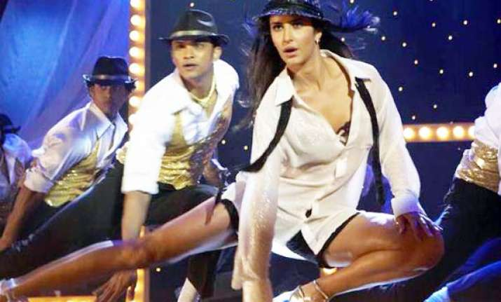 katrina denies doing item number in agneepath bodyguard