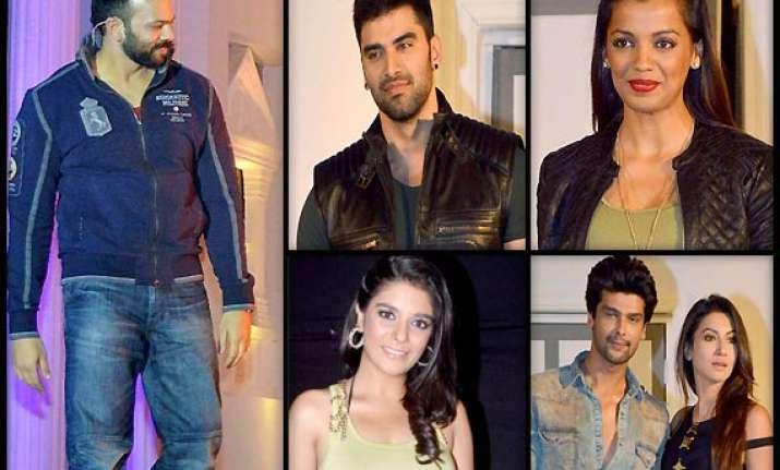 khatron ke khiladi season 5 meet the contestants... see pics