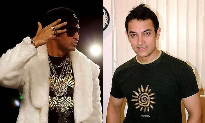 kiran wants to see aamir dance like a rapper