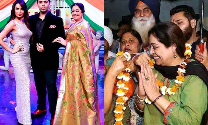 kirron kher has no plans to give up india s got talent