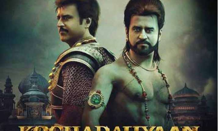 kochadaiiyaan next step in indian cinema soundarya