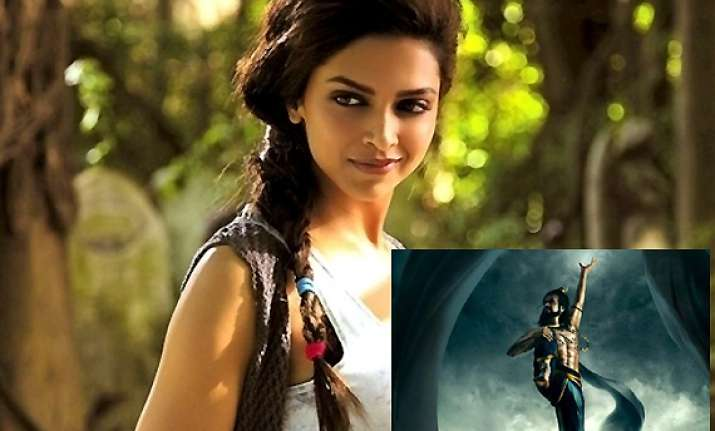 'Kochadaiyaan' International Film: Deepika Padukone